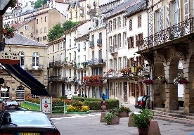 Foto uit de omgeving, Plombieres les Bains